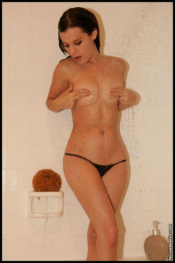 Nicole sparks naked